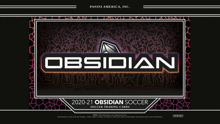 2020-21 PANINI Obsidian Soccer Cards
