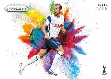 2020-21 PANINI PRIZM Premier League Soccer - Color Blast Insert Card