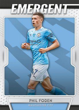 2020-21 PANINI PRIZM Premier League Soccer - Emergent Inser Card