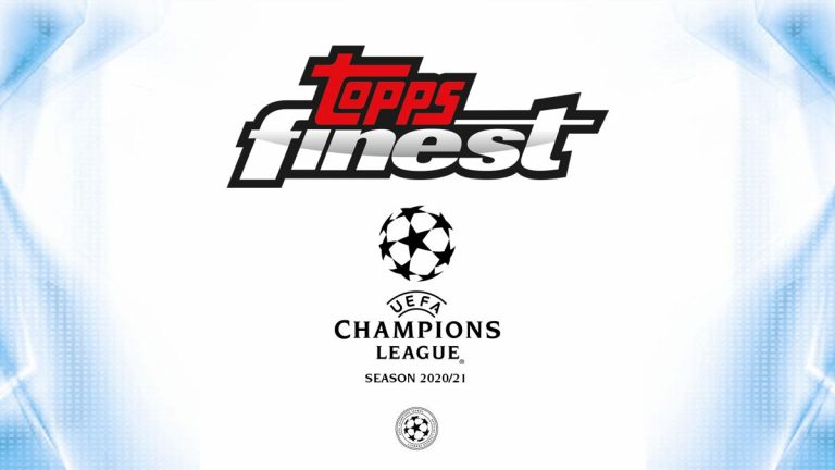 2020-21 TOPPS Finest UEFA Champions League Soccer Cards