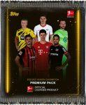 2020-21 TOPPS NFT Bundesliga Season Celebration - Premium Pack