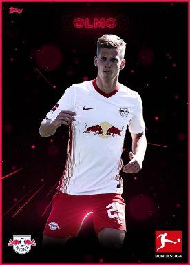 2020-21 TOPPS NFT Bundesliga Season Celebration - Young Stars