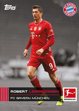TOPPS On-Deman Bundesliga Stars of the Season 2020/21 - Base Card