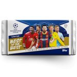 TOPPS UEFA Champions League Best of the Best 2020/21 - Booster Pack