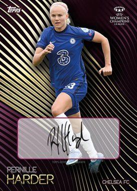 TOPPS On Demand UEFA Women's Champions League 2020/21 Knockout Set - Autograph Card