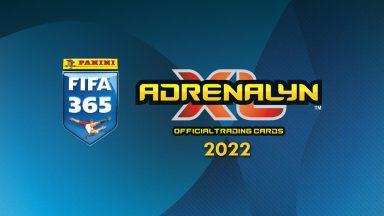 PANINI FIFA 365 Adrenalyn XL 2022 - Header