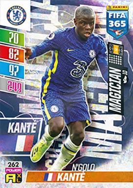 PANINI FIFA 365 Adrenalyn XL 2022 - Magician Card