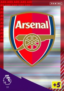PANINI Premier League Adrenalyn XL 2021/22 - Club crest card