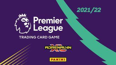 PANINI Premier League Adrenalyn XL 2021/22 Trading Card Game