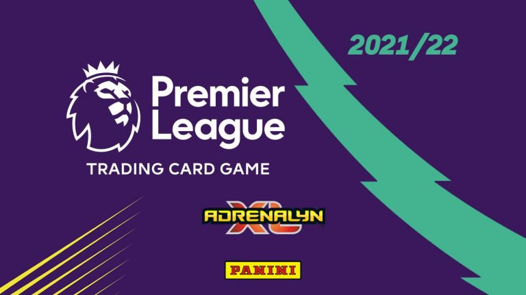 PANINI Premier League Adrenalyn XL 2021/22 - Header