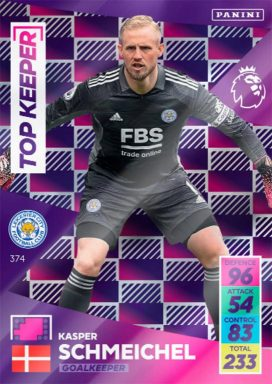 PANINI Premier League Adrenalyn XL 2021/22 - Top Keeper card