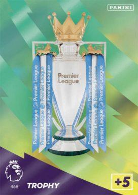 PANINI Premier League Adrenalyn XL 2021/22 - Trophy card