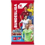 Topps Bundesliga Match Attax 2021/22 Trading Card Game - Booster Pack