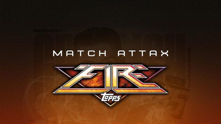 TOPPS Match Attax Fire UEFA Champions League 21/22 - Header
