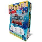 TOPPS UEFA Champions League Match Attax 2021/22 - Aqua Mega-Tin