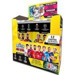 TOPPS UEFA Champions League Match Attax 2021/22 - Display Box DE