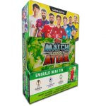 TOPPS UEFA Champions League Match Attax 2021/22 - Emerald Mini Tin DE