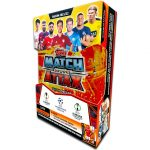 TOPPS UEFA Champions League Match Attax 2021/22 - Lava Mega Tin DE
