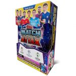 TOPPS UEFA Champions League Match Attax 2021/22 - Lightning Mega-Tin