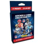 2021 PANINI NFL Sticker & Card Collection - Multi-Set