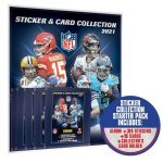 2021 PANINI NFL Sticker & Card Collection - Starter Pack