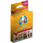 UEFA EURO 2020 Tournament Edition Sticker - Eco-Blister Orange
