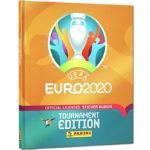 UEFA EURO 2020 Tournament Edition Sticker - Hardcover Album