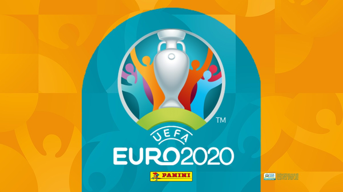 UEFA EURO 2020 Tournament Edition Sticker - Header
