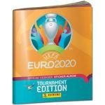 UEFA EURO 2020 Tournament Edition Sticker - Softcover Album Orange