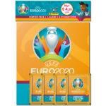 UEFA EURO 2020 Tournament Edition Sticker - Starter-Pack Softcover Orange