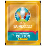 UEFA EURO 2020 Tournament Edition Sticker - Stickerpack Orange