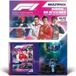TOPPS F1 Sticker 2021 - Multipack UK
