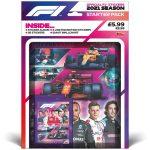 TOPPS F1 Sticker 2021 - Starter Pack UK