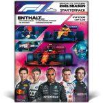 TOPPS F1 Sticker 2021 - Starterpack DE
