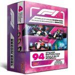 TOPPS F1 Sticker 2021 - Sammeldose DE