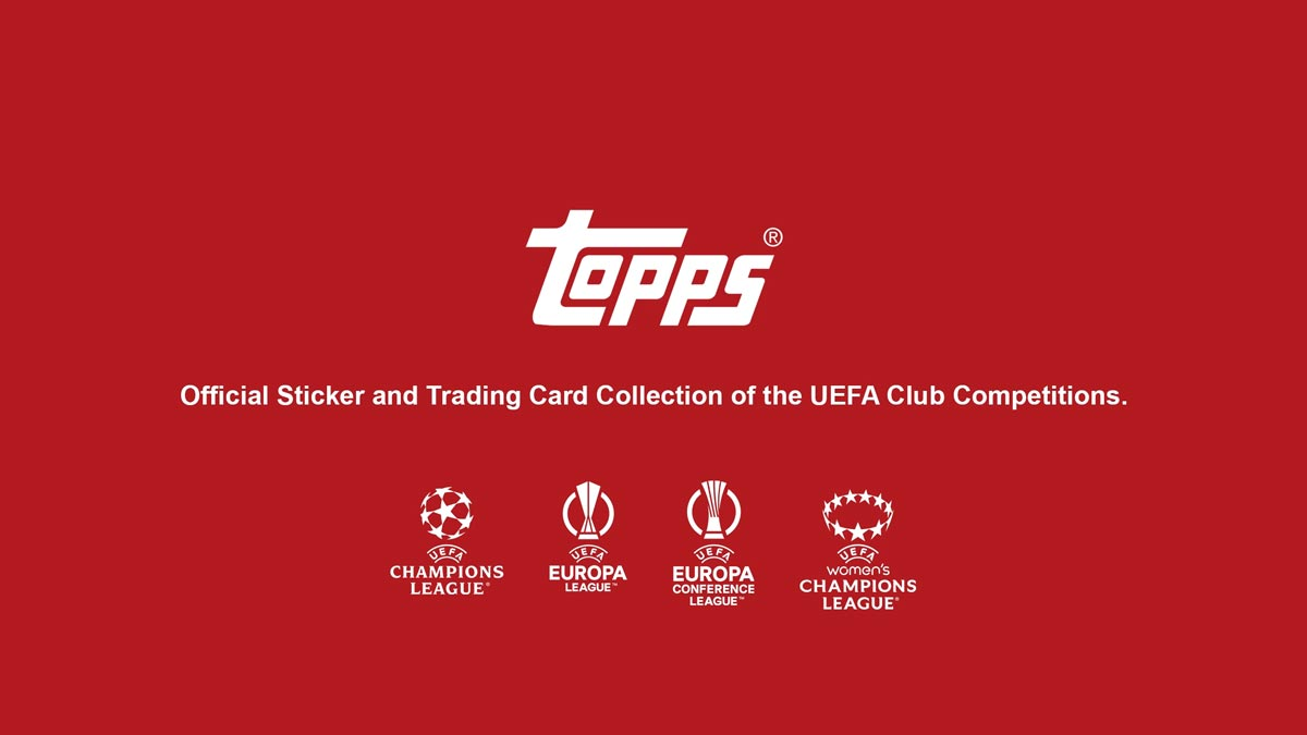 TOPPS UEFA License 2021-24 - Header